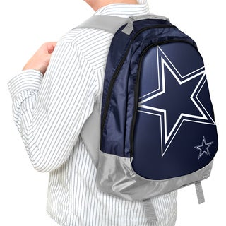 Forever Collectibles NFL Dallas Cowboys 19-inch Structured Backpack