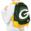 NFL Green Bay Packers 19-inch Structured Backpack