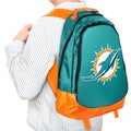 NFL Miami Dolphins 19-inch Structured Backpack