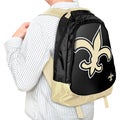 NFL New Orleans Saints 19-inch Structured Backpack