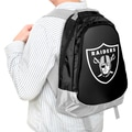 NFL Oakland Raiders 19-inch Structured Backpack