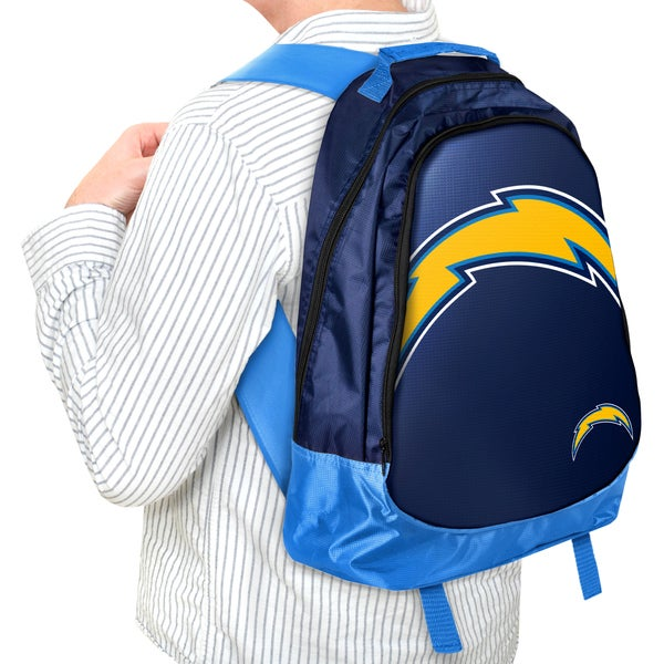 NFL San Diego Chargers 19-inch Structured Backpack 12055816