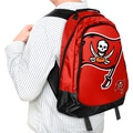 Forever Collectibles NFL Tampa Bay Buccaneers 19-inch Structured Backpack