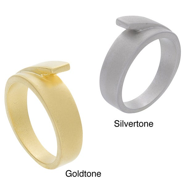 NEXTE Jewelry Sweeping Upstroke Band