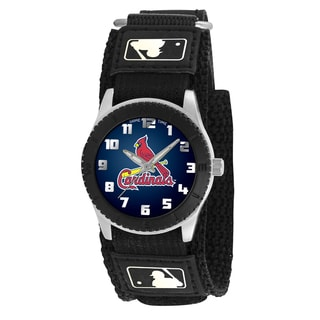 MLB St. Louis Cardinals Black Rookie Series Watch