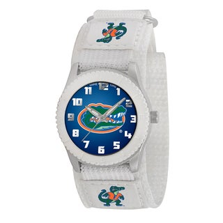Game Time NCAA Florida Gators White Rookie Series Watch