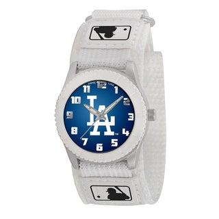 Game Time MLB Los Angeles Dodgers White Rookie Series Watch
