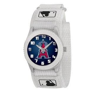 Game Time MLB Los Angeles Angels White Rookie Series Watch