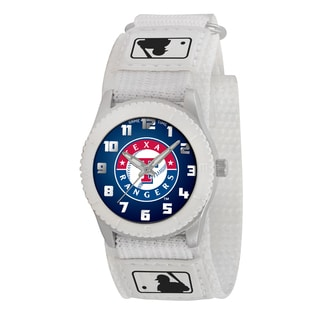 Game Time MLB Texas Rangers White Rookie Series Watch