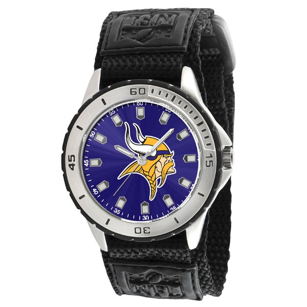 Game Time NFL Minnesota Vikings Veteran Series Watch