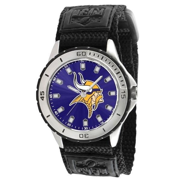 Game Time NFL Minnesota Vikings Veteran Series Watch