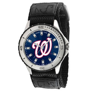 Game Time MLB Washington Nationals Veteran Series Watch