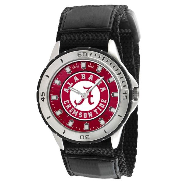 Game Time NCAA Alabama Crimson Tide Veteran Series Watch