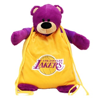 Forever Collectibles NBA Los Angeles Lakers Backpack Pal