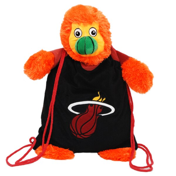 Forever Collectibles NBA Miami Heat Backpack Pal