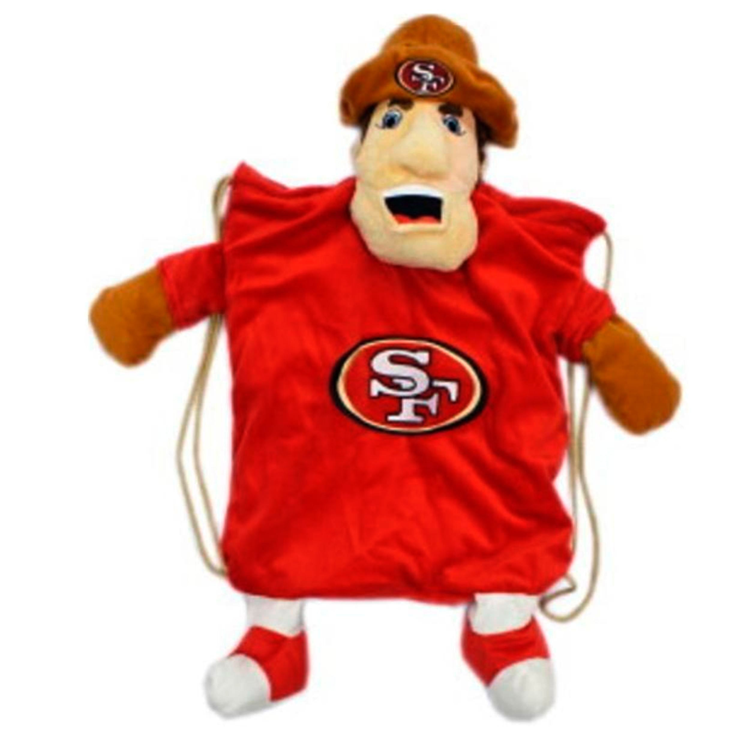 Forever Collectibles Nfl San Francisco 49ers Backpack Pal