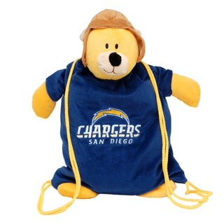 Forever Collectibles NFL San Diego Chargers Backpack Pal
