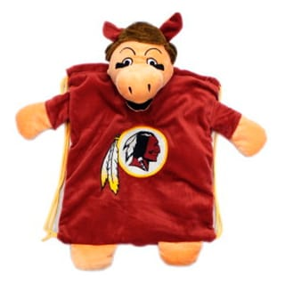 Forever Collectibles NFL Washington Redskins Backpack Pal