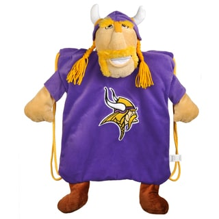 Forever Collectibles NFL Minnesota Vikings Backpack Pal