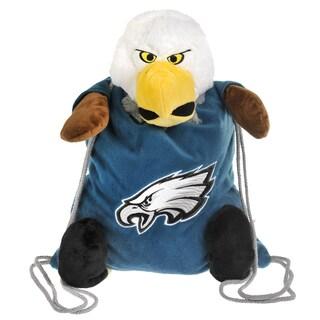 Forever Collectibles NFL Philadelphia Eagles Backpack Pal
