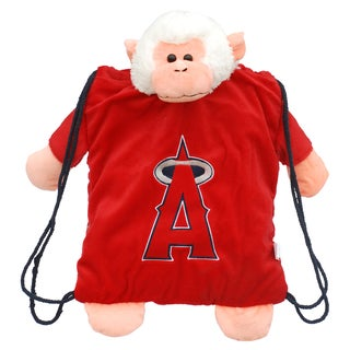 Forever Collectibles MLB Los Angeles Angels Backpack Pal