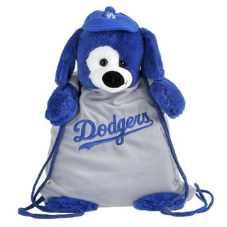 Forever Collectibles MLB Los Angeles Dodgers Backpack Pal