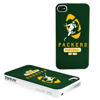Forever Collectibles NFL Green Bay Packers iPhone 4/ 4S Hard Protective Phone Case