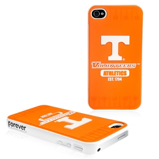 Forever Collectibles NCAA Tennessee Volunteers iPhone 4/4S Hard Protective Phone Case