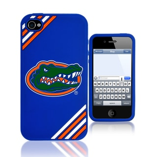 Forever Collectibles NCAA Florida Gators iPhone 4/4S Silicone Phone Case
