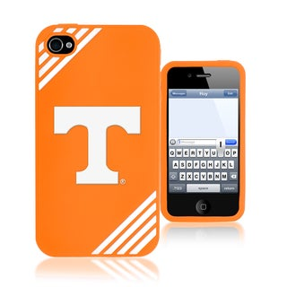 Forever Collectibles NCAA Tennessee Volunteers iPhone 4/ 4S Silicone Phone Case