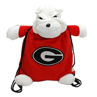 Forever Collectibles NCAA Georgia Bulldogs Backpack Pal