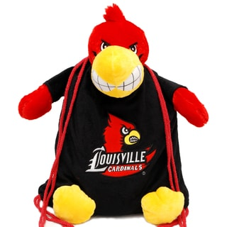 Forever Collectibles NCAA Louisville Cardinals Backpack Pal