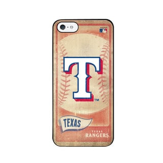 MLB Texas Rangers Pennant iPhone 5 Case