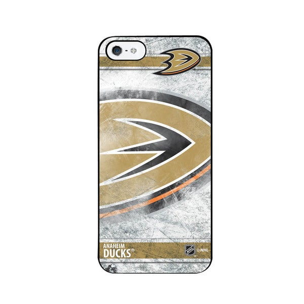 Pangea NHL Anaheim Mighty Ducks Ice iPhone 5 Case