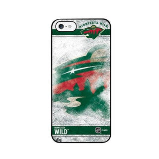 Pangea NHL Minnesota Wild Ice iPhone 5 Case