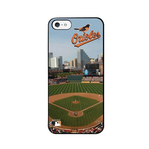 Pangea MLB Baltimore Orioles Stadium iPhone 5 Case