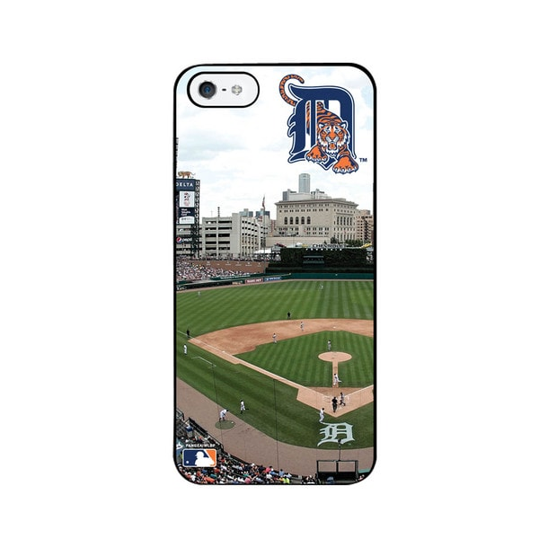Pangea MLB Detroit Tigers Stadium iPhone 5 Case