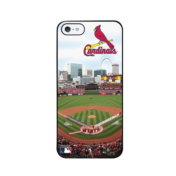Pangea MLB St. Louis Cardinals Stadium iPhone 5 Case