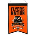 NHL Philadelphia Flyers Wool Nations Banner