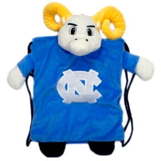 Forever Collectibles NCAA North Carolina Tar Heels Backpack Pal