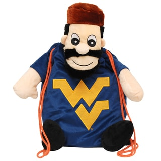 Forever Collectibles NCAA West Virginia Mountaineers Backpack Pal