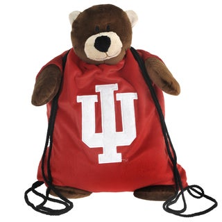Forever Collectibles NCAA Indiana Hoosiers Backpack Pal