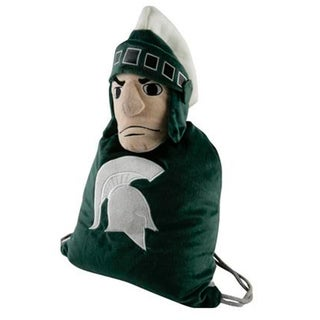 Forever Collectibles NCAA Michigan State Spartans Backpack Pal