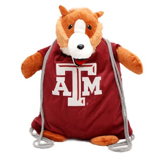 Forever Collectibles NCAA Texas AM Aggies Backpack Pal