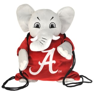 Forever Collectibles NCAA Alabama Crimson Tide Backpack Pal