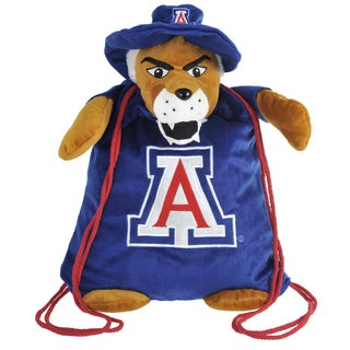 Forever Collectibles NCAA Arizona Wildcats Backpack Pal