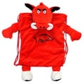 Forever Collectibles NCAA Arkansas Razorbacks Backpack Pal