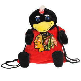 Forever Collectibles NHL Chicago Blackhawks Backpack Pal