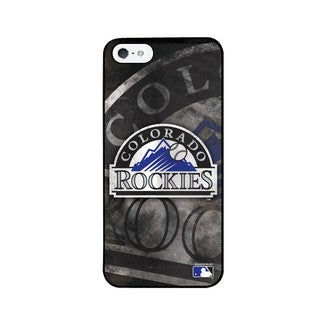 Pangea MLB Colorado Rockies Big Logo iPhone 5 Case