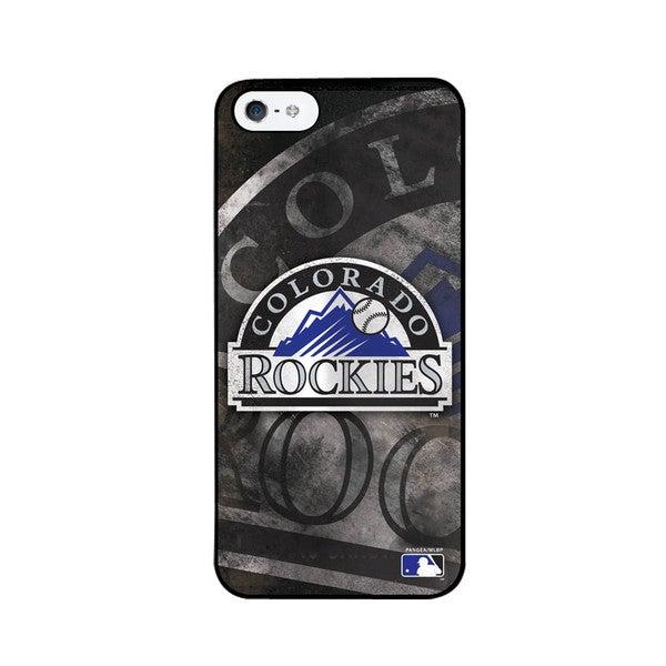 Pangea MLB Colorado Rockies Big Logo iPhone 5 Case